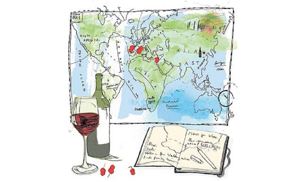 винная карта