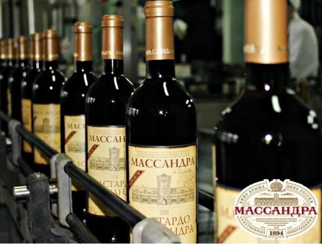 «Массандра» в I квартале увеличила производство вина в 1,7 раза