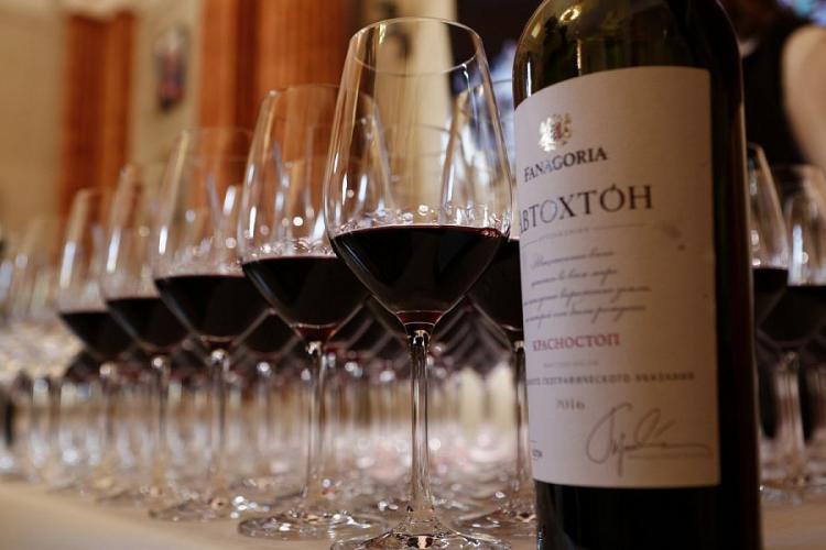 Краснодарский край начал экспорт вина в Германию