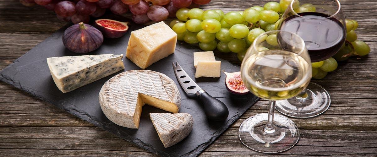 Cheese&Wine – какое вино - лучший друг для сыра?
