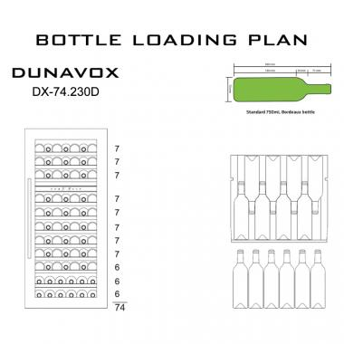 Dunavox DX-74.230DW