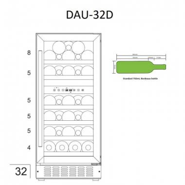 Dunavox DAU-32.81B