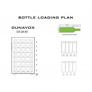 Dunavox DX-28.65C