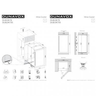 Dunavox DX-89.246TB